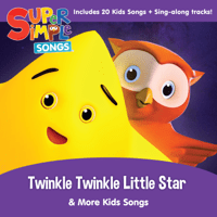 Little Snowflake Super Simple Songs MP3