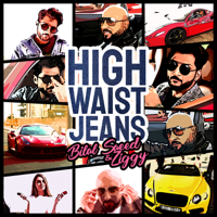 High Waist Jeans Bilal Saeed & Ziggy