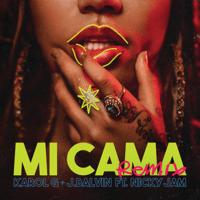 Mi Cama (feat. Nicky Jam) [Remix] Karol G & J Balvin