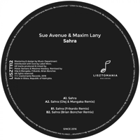 Sahra Sue Avenue & Maxim Lany