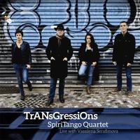 Tico - Tico No Fubá (Live) SpiriTango Quartet