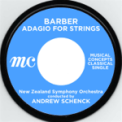 Free Download Andrew Schenck & New Zealand Symphony Orchestra Adagio for Strings Mp3