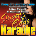 Free Download Singer's Edge Karaoke Baby, It's Cold Outside (Originally Performed By Idina Menzel & Michael Buble) [Instrumental] Mp3