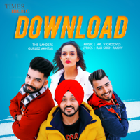 Download (feat. Gurlez Akhter) The Landers MP3