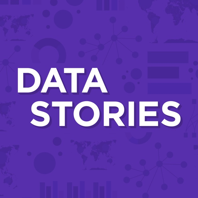 Data Stories by Enrico Bertini and Moritz Stefaner on Apple Podcasts