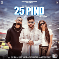25 Pind (feat. Gurlez Akhtar) Love Brar MP3