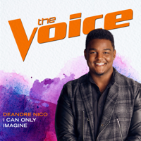 I Can Only Imagine (The Voice Performance) DeAndre Nico