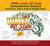 Irish Party in Third Class (Live) Junior All-State Orchestra & Dan Wing