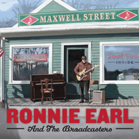(I've Got to Use My) Imagination Ronnie Earl & The Broadcasters