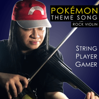Pokémon Theme Song (Rock Violin) String Player Gamer