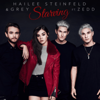 Starving (feat. Zedd) Hailee Steinfeld & Grey MP3
