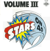 Volume III - (Star Wars and Other Hits) [Original Single Edit] Stars On 45 MP3
