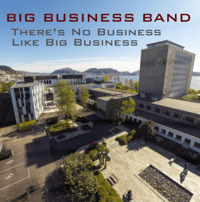 Ain't no Mountain High Enough Big Business Band