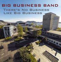 Ain't no Mountain High Enough Big Business Band MP3