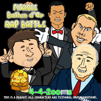 FIFARCE Bellen d'Or Rap Battle (Extended Scene) 442oons