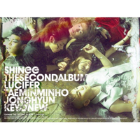 Lucifer SHINee MP3