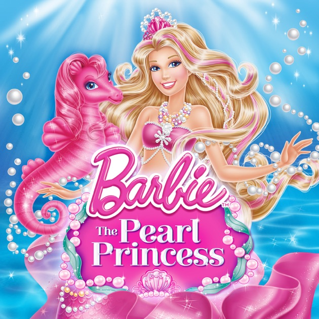 Animated Barbie Wallpaper Barbie The Pearl Princess Music From The Motion Picture