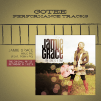 Hold Me (Medium Key Performance Track Without Background Vocals) Jamie Grace