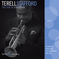 Multicolored Blue Terell Strafford MP3