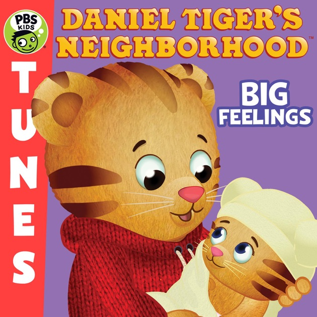 Sick Wallpapers For Iphone 6 Big Feelings By Daniel Tiger S Neighborhood On Apple Music