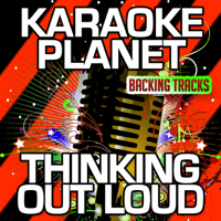 Thinking out Loud (Karaoke Version) [Originally Performed By Ed Sheeran] A-Type Player MP3