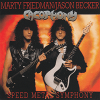 The Ninja (feat. Jason Becker and Marty Friedman) Cacophony