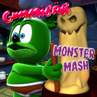Monster Mash Gummibär