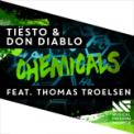 Free Download Tiësto & Don Diablo Chemicals (feat. Thomas Troelsen) [Radio Edit] Mp3