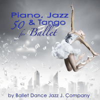 Minuet in G Major (Peaceful Piano) Ballet Dance Jazz J. Company & Johann Sebastian Bach