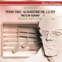 Piano Trio No. 2 in E-Flat Major, Op. 100, D. 929: II. Andante con moto Beaux Arts Trio MP3