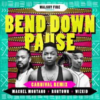 Bend Down Pause (feat. Wizkid & Machel Montano) [Carnival Remix] Runtown