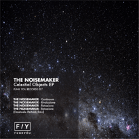 Continuum The Noisemaker MP3