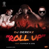 Roll Up (feat. Flavour & CDQ) Dj Derekz MP3