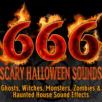 Ghostly Voices Halloween FX Productions MP3