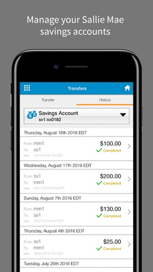 Sallie Mae® Banking on the App Store
