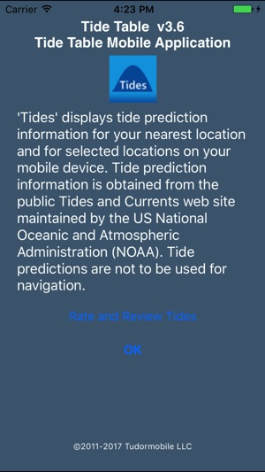 Tide Table on the App Store