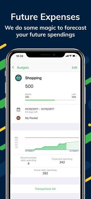 Money Lover + Expense Tracker on the App Store