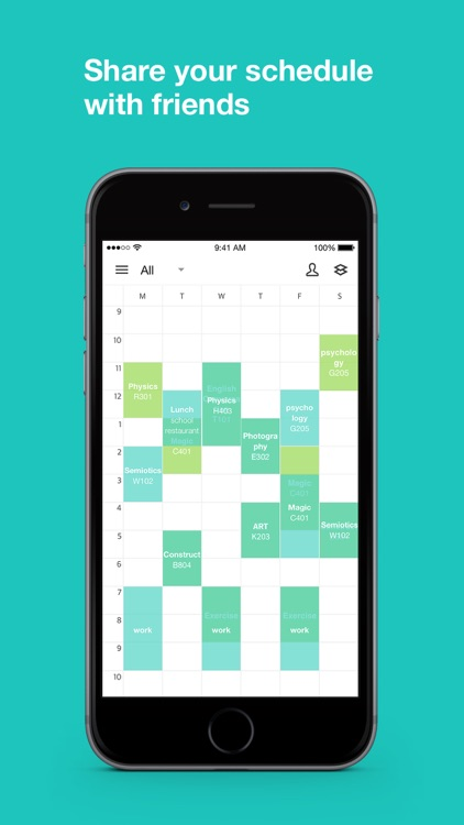 TimeSpread Timetable by Specup Ad Co,Ltd