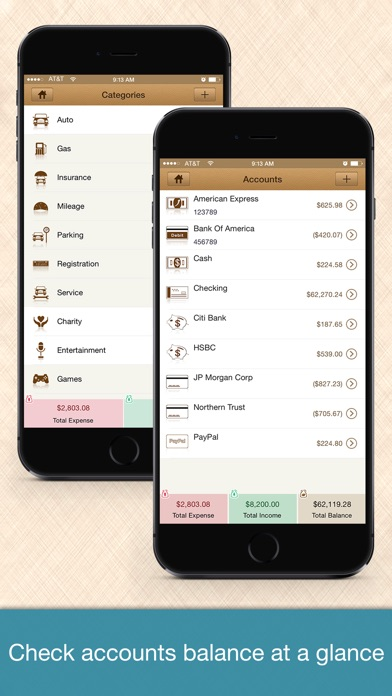 Money Monitor Expense Tracker by Maxwell Software (iOS, United - money expense tracker