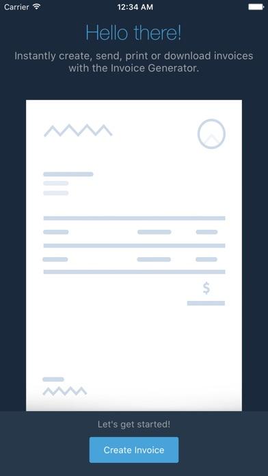 Invoice Generator - Zoho App Price Drops