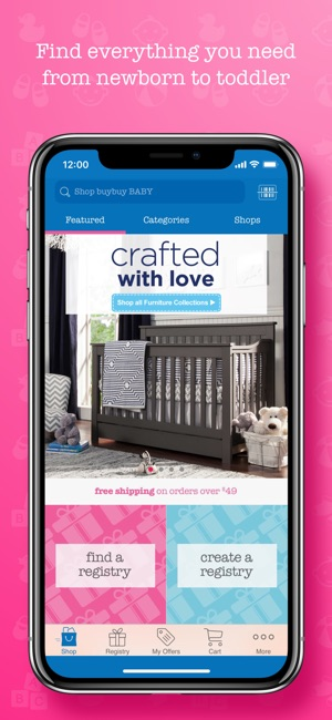 buybuy BABY on the App Store - buy buy baby job application