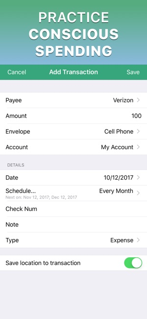 Goodbudget Budget Planner on the App Store