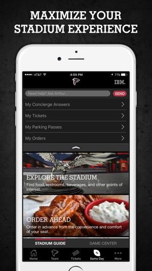 Atlanta Falcons on the App Store