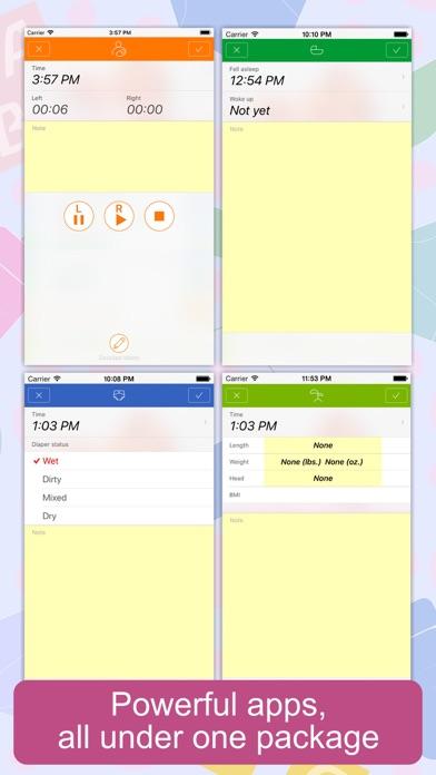 Baby Tracker - Newborn Log by Nighp Software LLC (iOS, United States