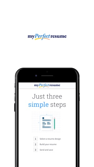 MyPerfectResume on the App Store