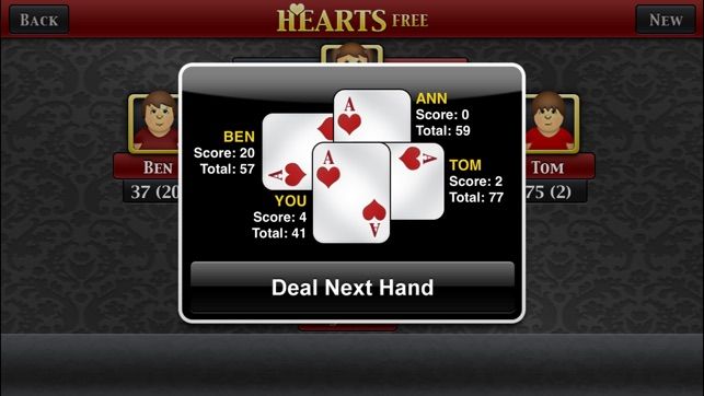 Hearts ∙ on the App Store