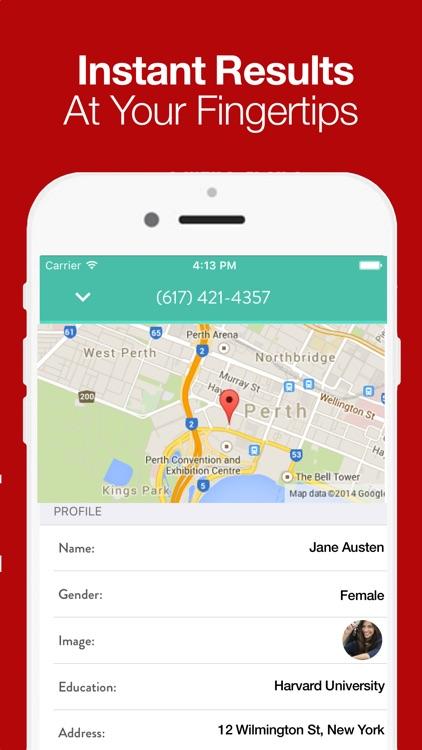 Reverse Phone Lookup - Caller ID  Number Lookup by Medena Knespl - address phone number lookup