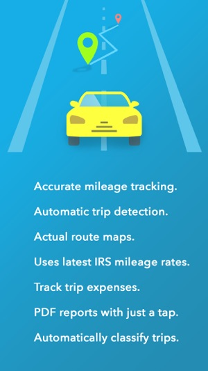 Swift Miles - Mileage Tracker on the App Store