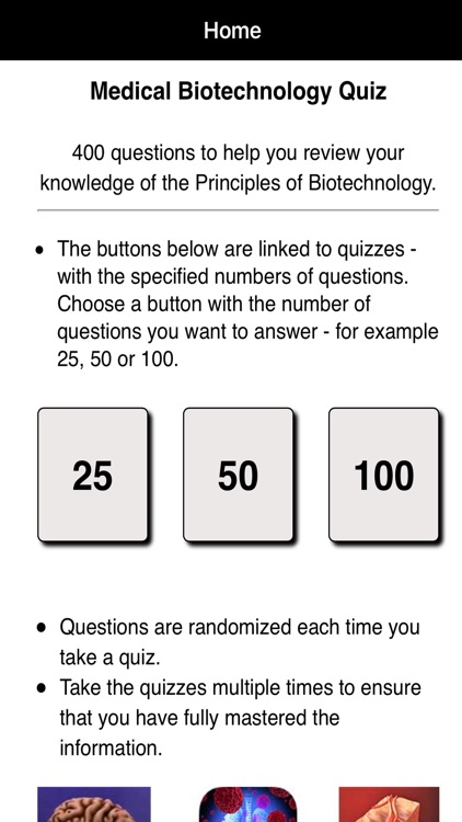Medical Biotechnology Quiz by Information Technology And Resource