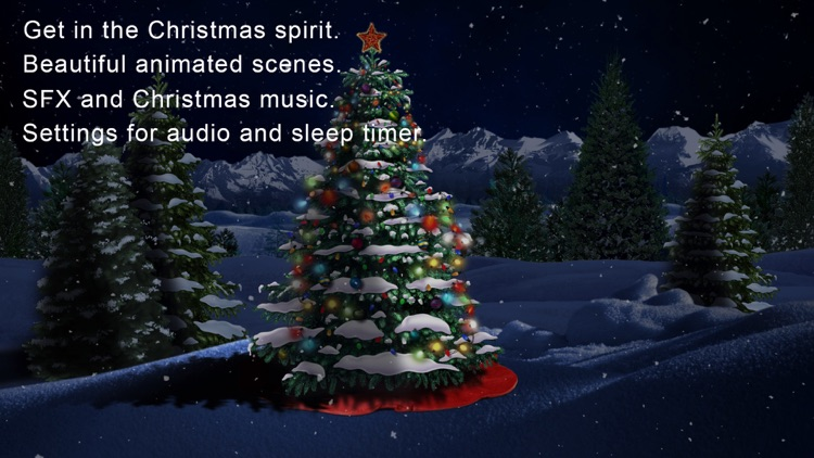 Christmas Ambience HD for Apple TV by Richard Foster